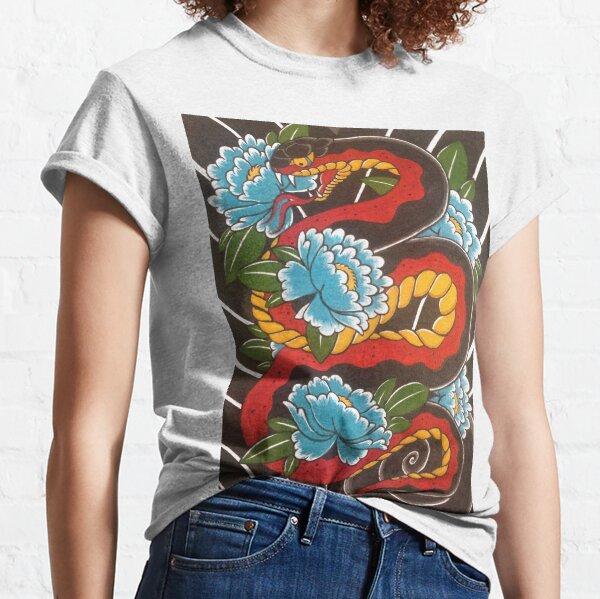 Hebi x Sakura Classic T-Shirt