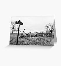 Antietam National Battlefield #2 Greeting Card