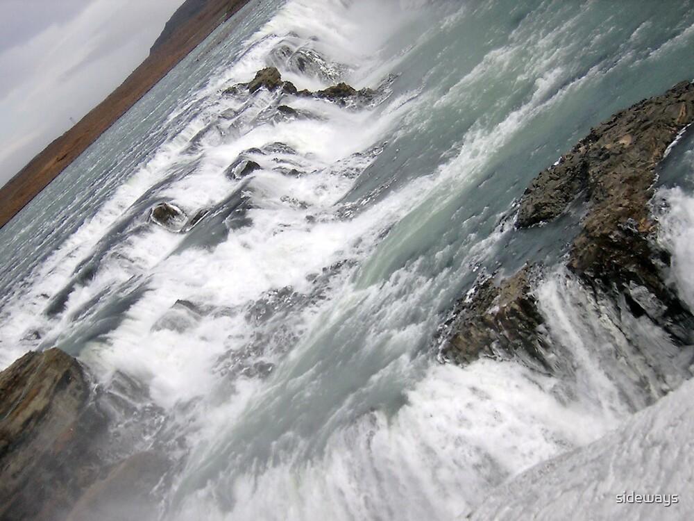 Iceland waterfalls (2) by sideways