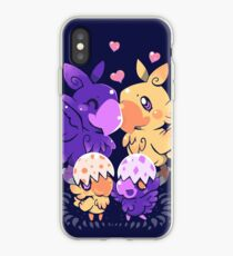 Liebevolle Choco-Familie iPhone-Hülle & Cover