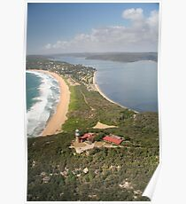 Barrenjoey Head Poster