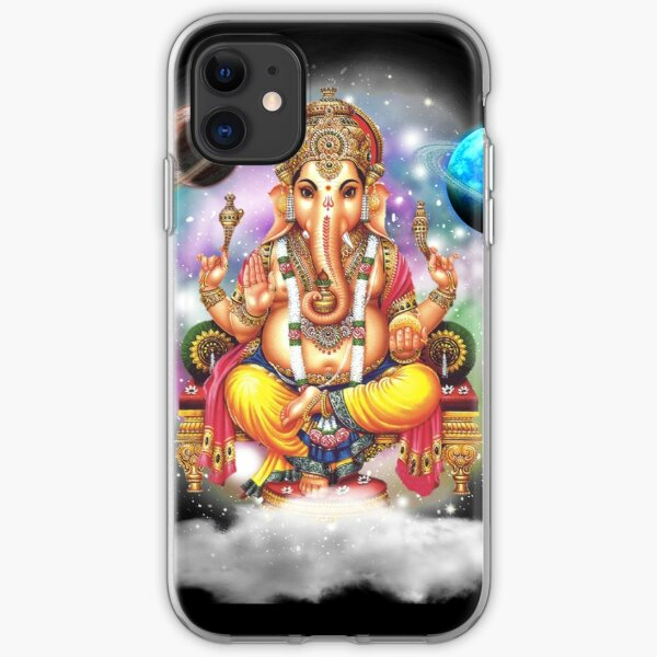 Ganesh  iPhone Soft Case