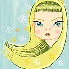 Birgit card by Sonia Kretschmar