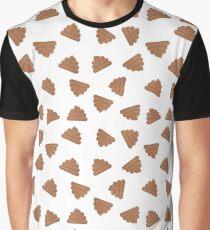 poo pattern Graphic T-Shirt