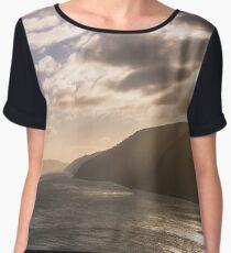 Sun, sea and surf Women's Chiffon Top