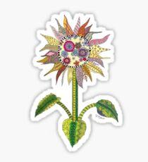 Sommerblume Sticker