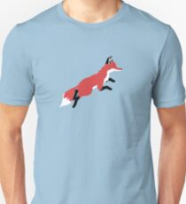 Fox Leaping T-Shirt