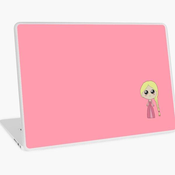 Kawaii Chibi Princess Laptop Skin
