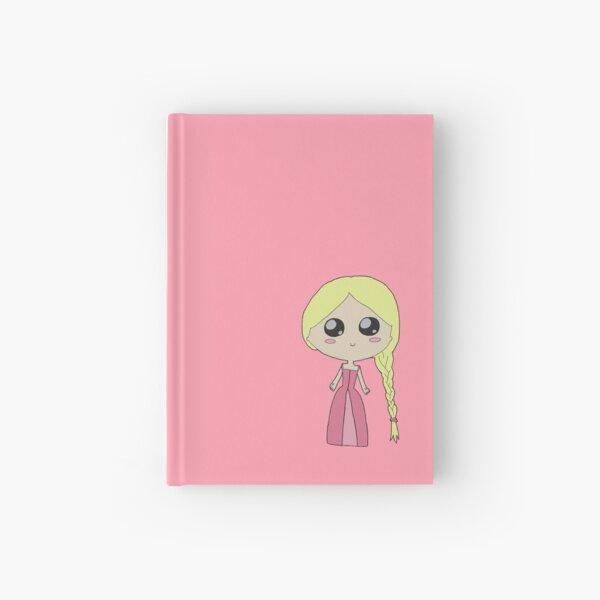 Kawaii Chibi Princess Hardcover Journal