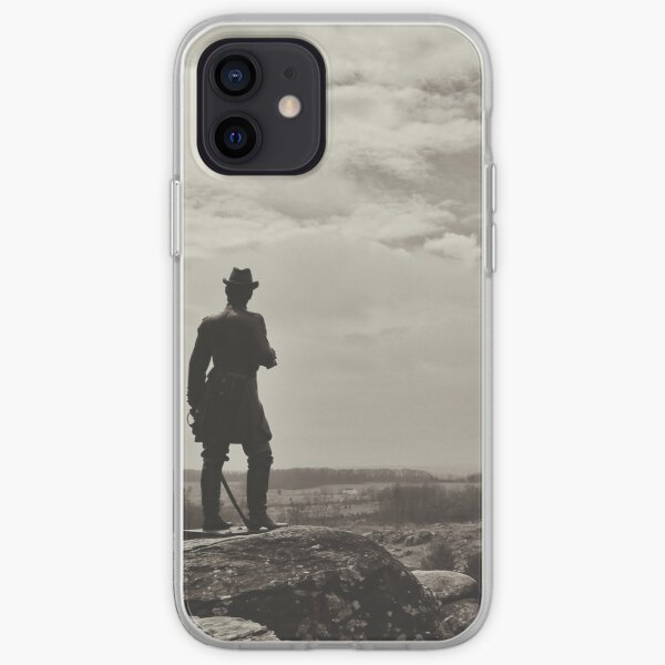 Gettysburg National Military Park #7 iPhone Soft Case