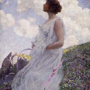 George Hitchcock - Calypsoabout 1906 by artcenter