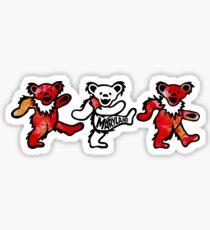 Maryland Dancing Bears Sticker