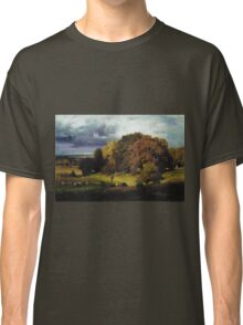 George Inness - Autumn Oaks Classic T-Shirt