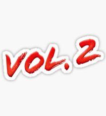 Guardians Volume 2 Sticker