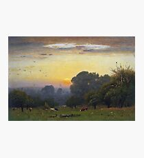 George Inness - Morning Photographic Print
