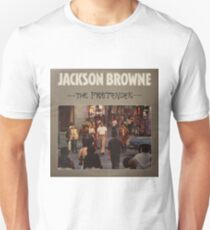 JACKSON BROWNE THE PRETENDER Unisex T-Shirt