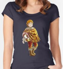 Prince Henry Women's Fitted Scoop T-Shirt