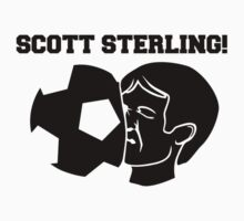 Scott Sterling! (black) | Unisex T-Shirt