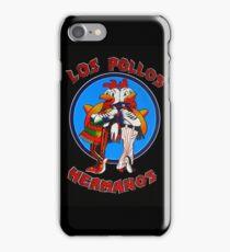 LOGO LOS POLLOS HERMANOS iPhone Case/Skin