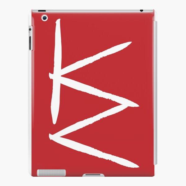 Initials - KW iPad Snap Case