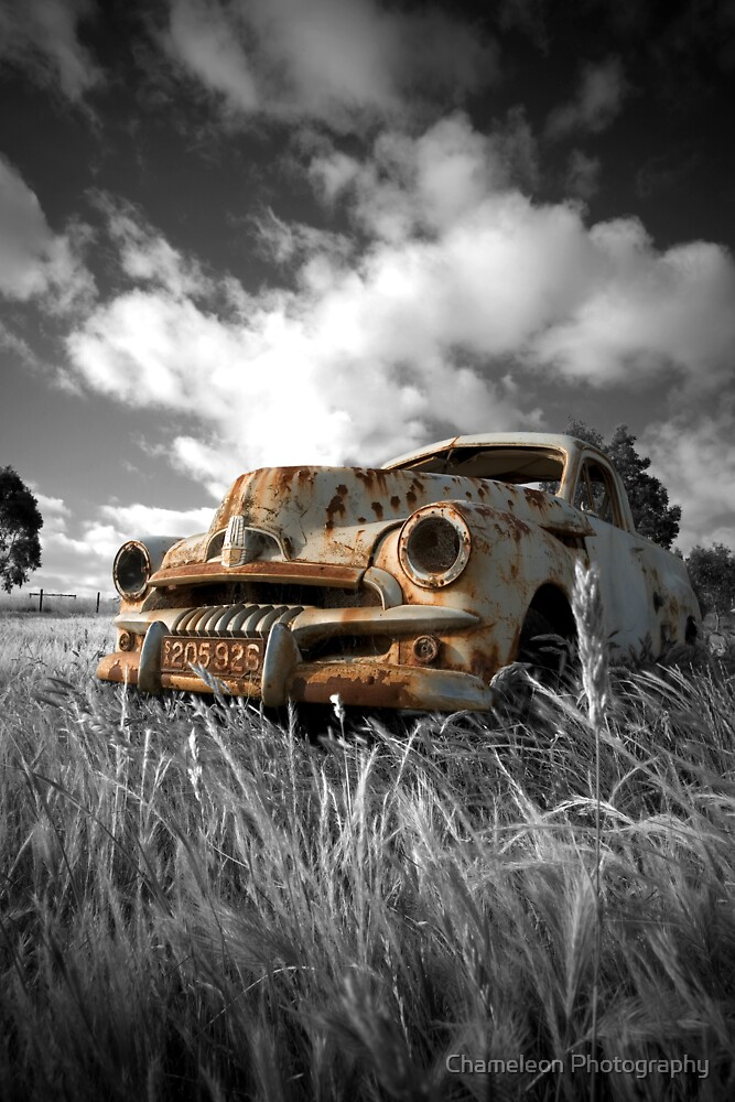 Rust by Chameleon Photography