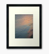 Water Color Framed Print