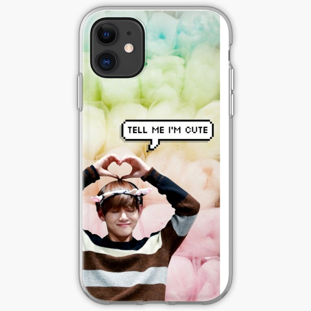 BTS Taehyung iPhone-Hülle & Cover