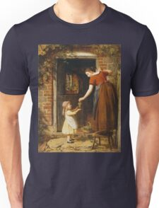 George Smith - Gathering The Grapes Unisex T-Shirt