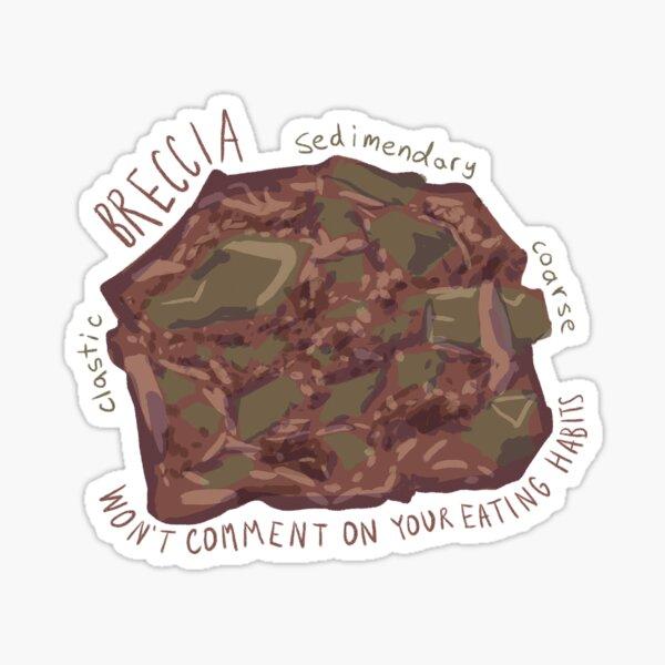 Breccia Sticker