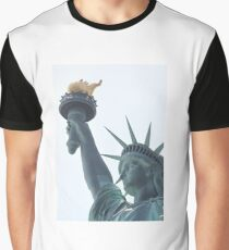 Patriotic Graphic T-Shirt