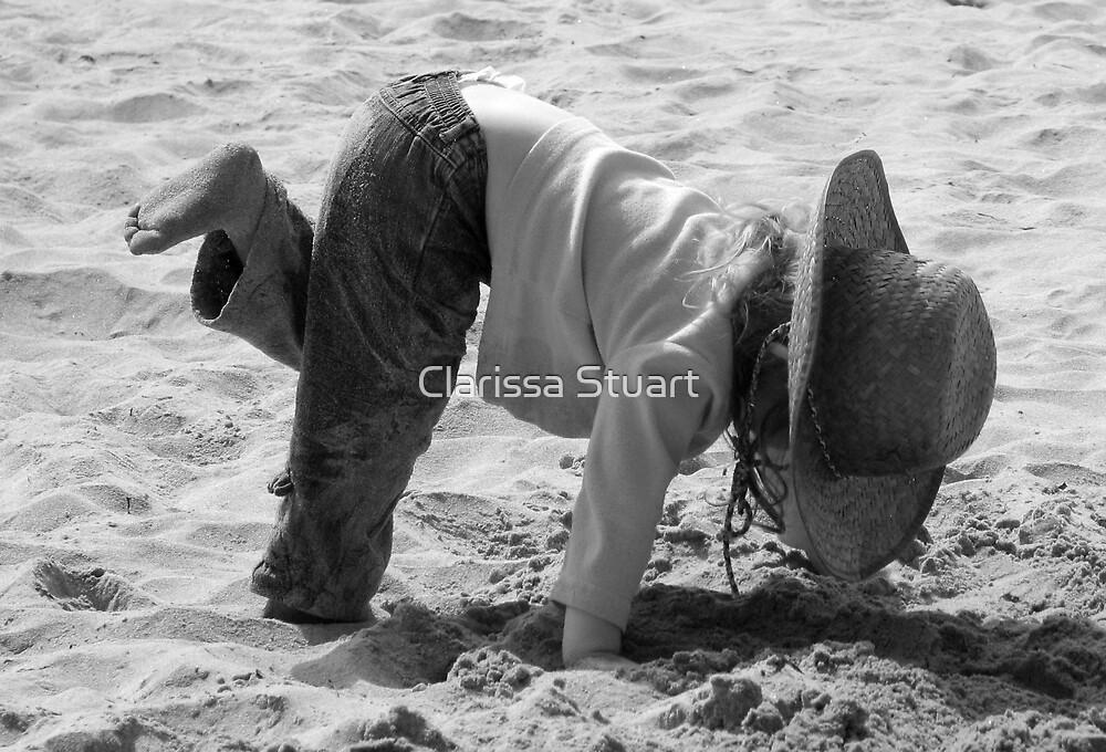 Beach Baby by Clarissa Stuart