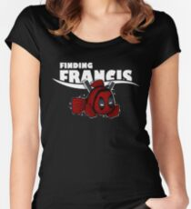 Finding Francis Women's Fitted Scoop T-Shirt