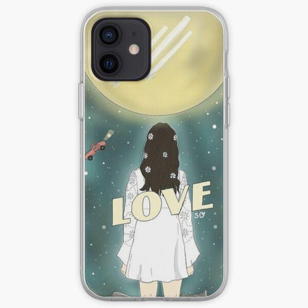 L'amour Coque souple iPhone