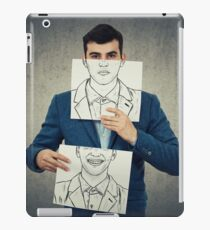 change your emotion iPad Case/Skin