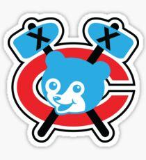 Cubhawk Sticker