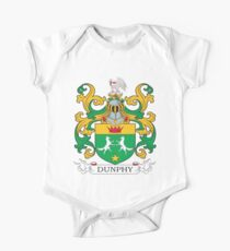 Dunphy Coat of Arms One Piece - Short Sleeve