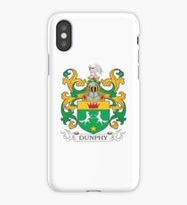 Dunphy Coat of Arms iPhone Case/Skin