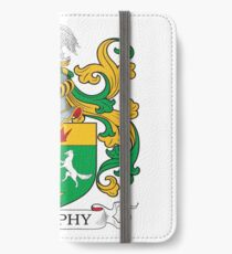Dunphy Coat of Arms iPhone Wallet/Case/Skin
