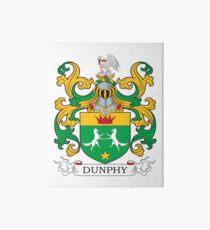 Dunphy Coat of Arms Art Board