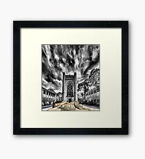 The Fallen - Rose Moxon & Paul Louis Villani Framed Print