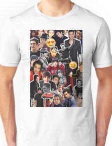 Austin Mahone - Collage Design Unisex T-Shirt