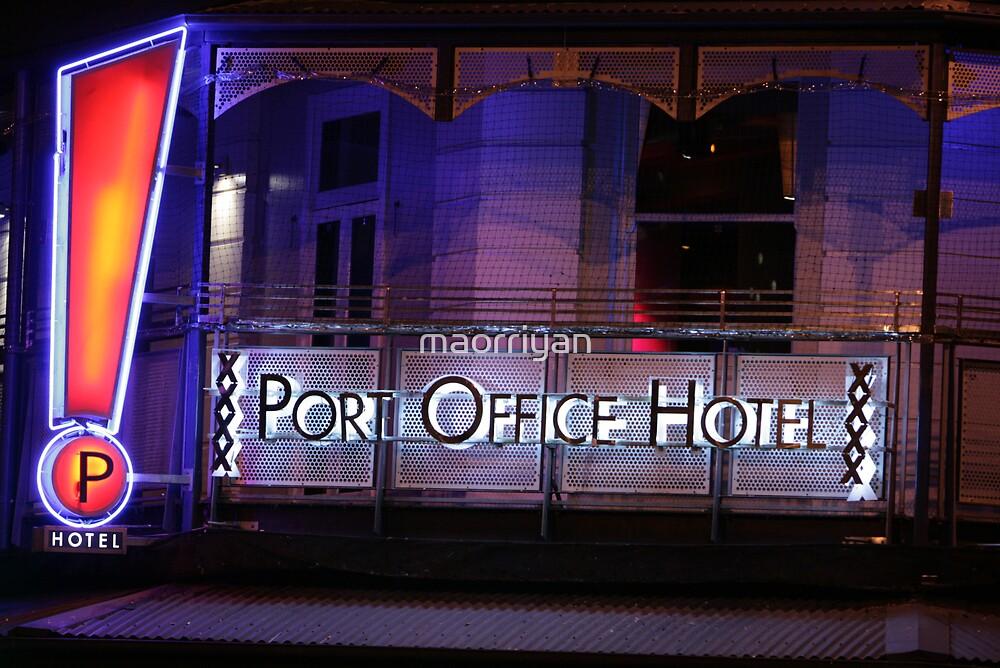 Port Office Hotel by maorriyan