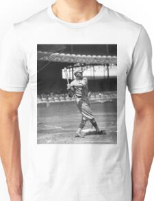 Babe Ruth: Batting Practice 1916 Unisex T-Shirt