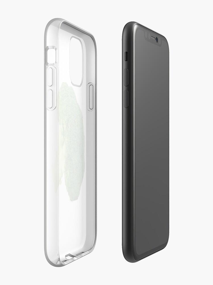 Coque iPhone «Sans titre», par gYBI