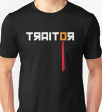 Traitor - Anti Trump Unisex T-Shirt