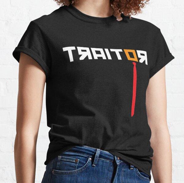 Traitor - Anti Trump Classic T-Shirt