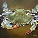 Blue Crab by Phyllis Beiser