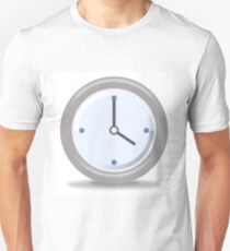 Clock Four Unisex T-Shirt