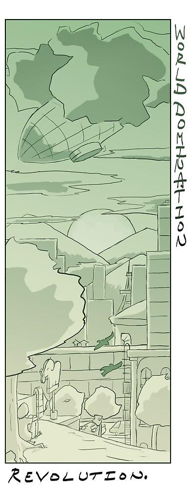 zeppelin by r4nd0mpunk