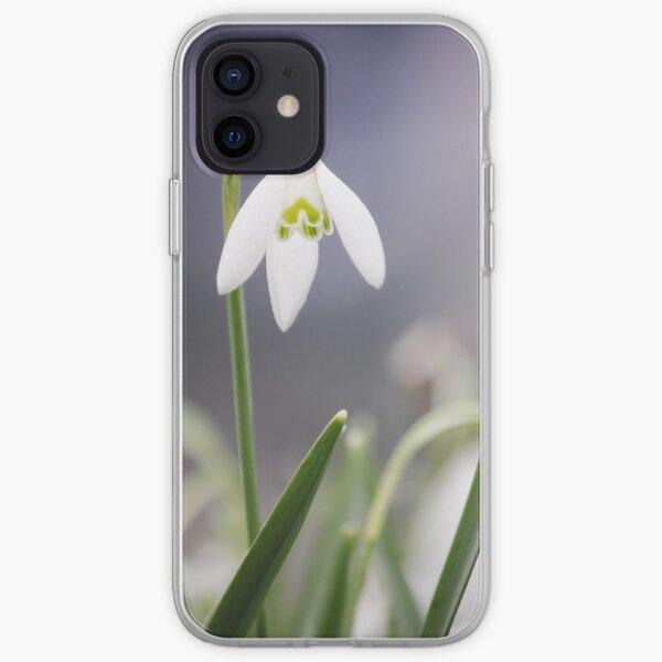 Snow Drop iPhone Soft Case